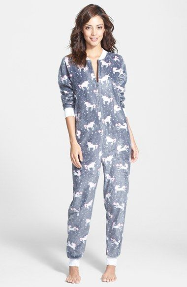 Cozy fleece pajamas