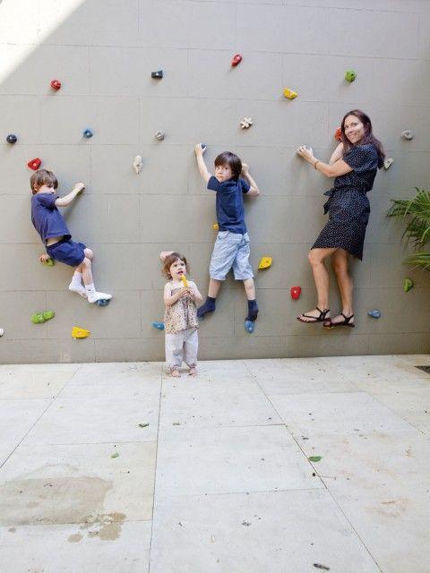 17 meilleures id es propos de murs d 39 escalade sur - Mur escalade enfant ...