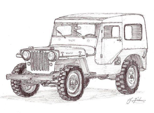 jeep cj hardtop