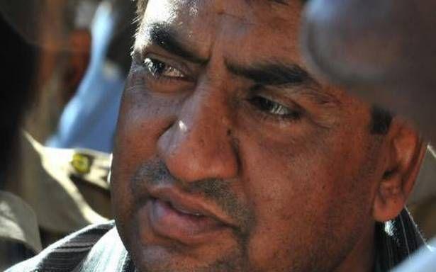 Fake stamp paper racket kingpin Telgi dead - The Hindu #757Live