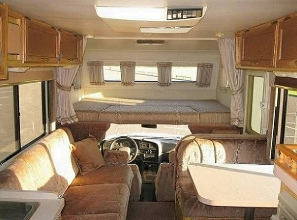 sunrader interior - Google Search | Tiny House on wheels ...