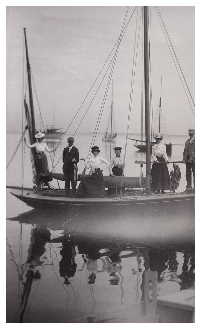 I Wish This Were Attributed, But It's A Lovely Sailing Picture All The