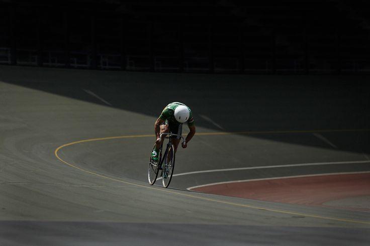 Keirin Cycling | Photographer Fredrik Clement