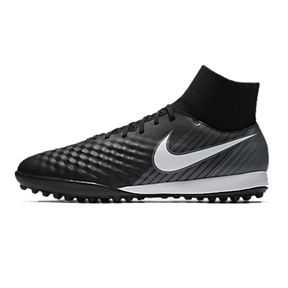 Nike MagistaX Onda II DF Turf Soccer Shoes (Black): http://www.soccerevolution.com/store/products/NIK_14184_F.php