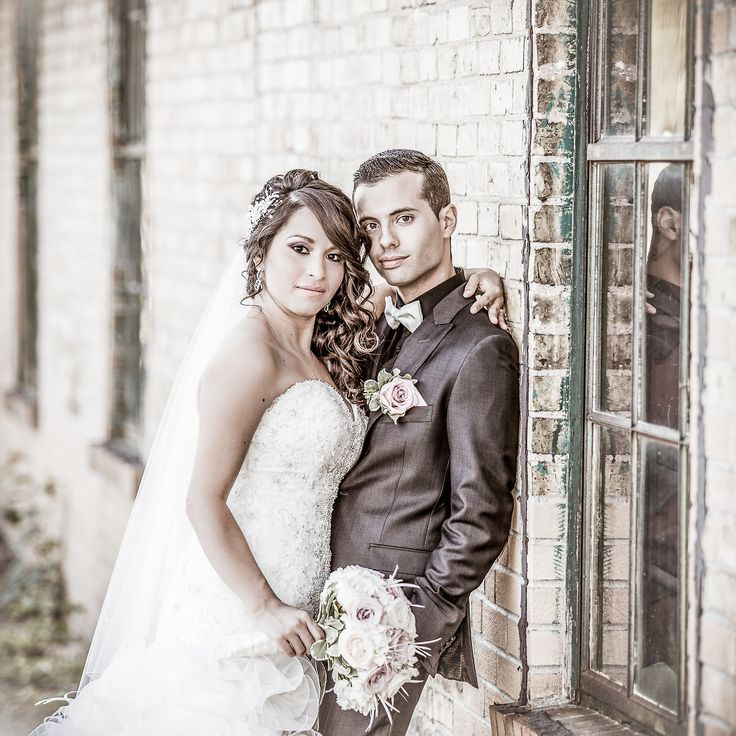 gorgeous bride and groom, Haciendda Sarria,Kitchener, Ontario, Canada. rustic Spanish charm, wedding photography experts | Anne Edgar Photography