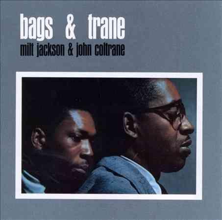 Milt Jackson - Bags & Trane, Black