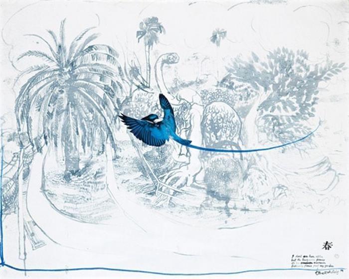 Image result for brett whiteley bird