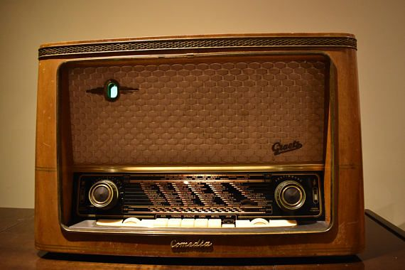 Your Place To Buy And Sell All Things Handmade In 2020 Radio Retro Radios Vintage Radio