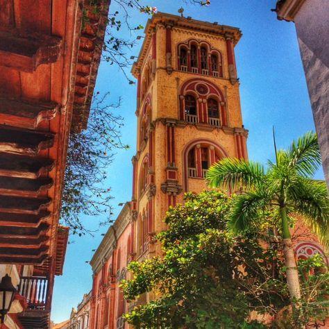 """Claustro de San Agustín """"Universidad de Cartagena"""""""