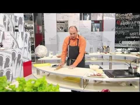 Кухня Италии. Кальцоне - YouTube