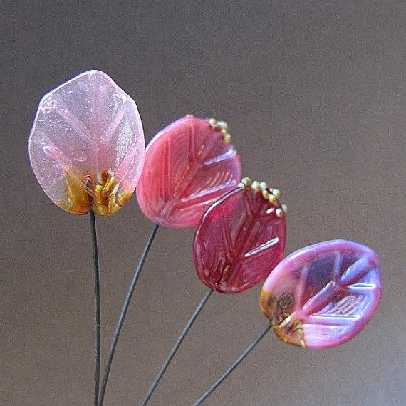 75 Best Lampwork Headpins Images On Pinterest Lampwork