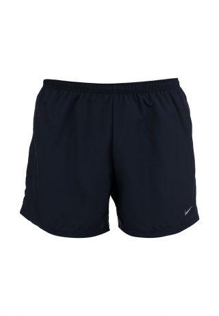 Шорты Nike - отличный выбор для бега и других тренировок. Модель синего цвета выполнена из материала Dri-Fit, который отводит влагу от тела. Детали: мягкая подкладка, эластичная резинка на поясе, светоотражающий логотип. http://j.mp/1t0PsAJ