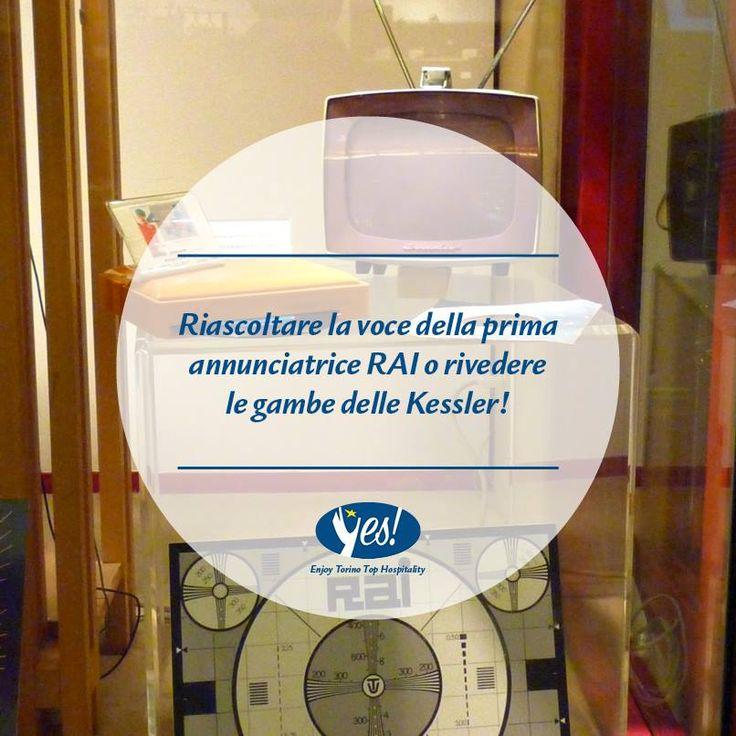 Un'altra #esperienza tutta torinese! #RAI #museo #kessler #torino #turin #piemonte #piedmont