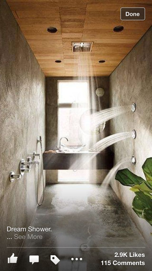 Ashley's Dream shower
