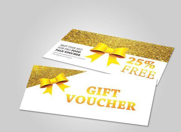 38 best Voucher Design images on Pinterest Invitations, Gift - business voucher template