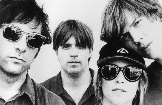 Sonic Youth : (from 1977- present)