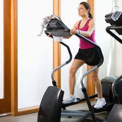 Elliptical Workouts For All Levels, this is great. To be honest I used to think my elliptical was pretty useless, but now I know how to use it right!