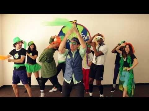 (46) SHAMROCK BEAT : Irish Dance for Kids by FunikiJam World Music – YouTube