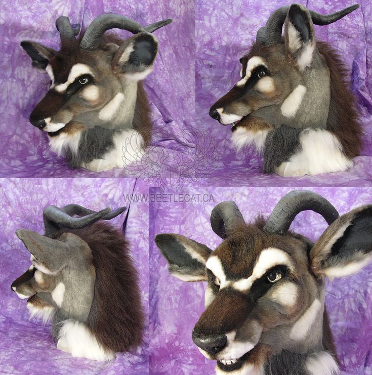 how to make furry animal ears