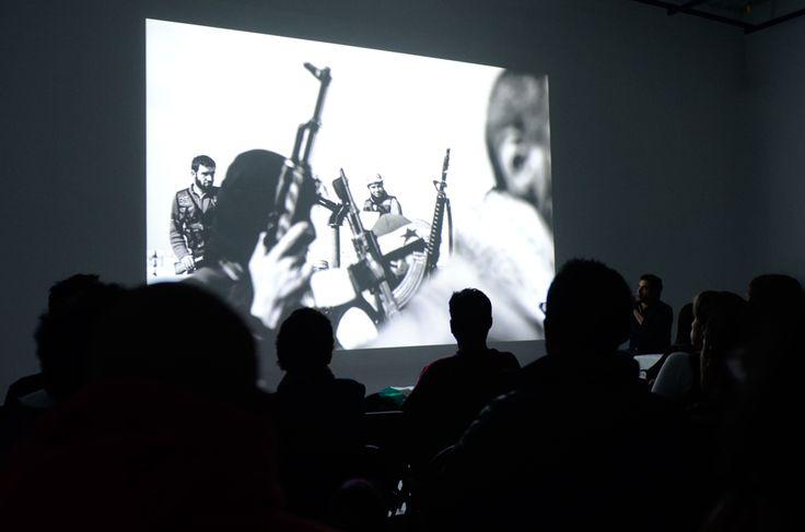 Fotoperiodismo en días de crisis, cubriendo la guerra de Siria  #YoSoyNikon