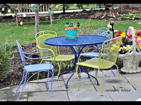 19 best patio ideas images on pinterest - Patio Refinishing Ideas
