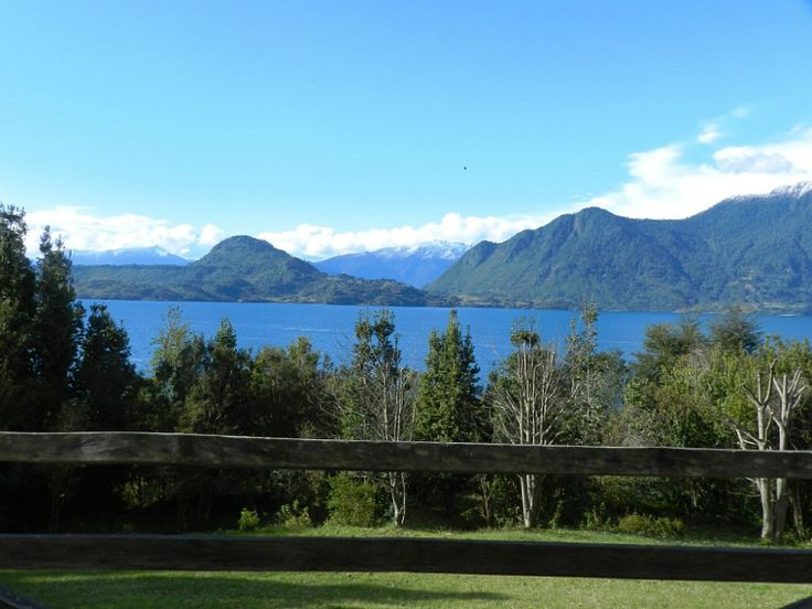 Lago Ranco. Sur de Chile