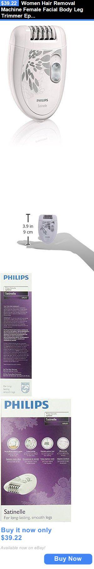 silk epil machine