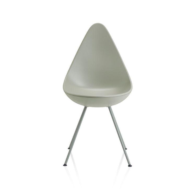 Fritz Hansen - Drop™ by Arne Jacobsen.