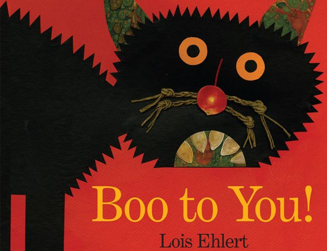 Boo to You!, by Lois Ehlert is a nice, rhyming Halloween story full of surprises for the children! Recommended by Lipa Village.