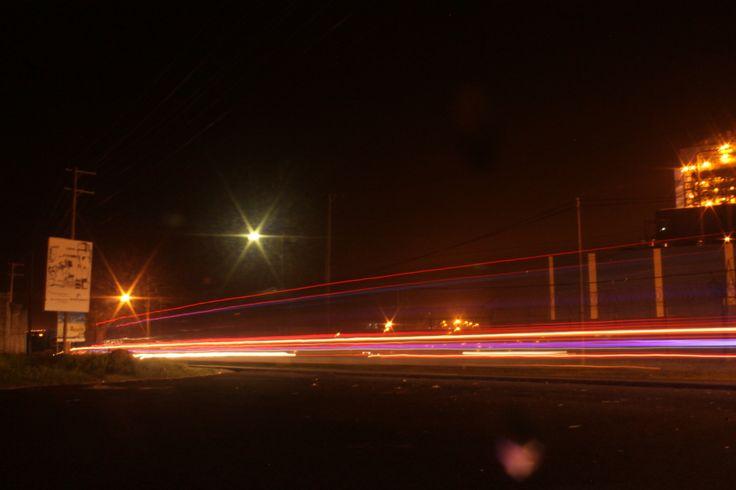 """@ PLTU Paiton. EOS 1100D; F 1/22, 13"""". Photo by me."""