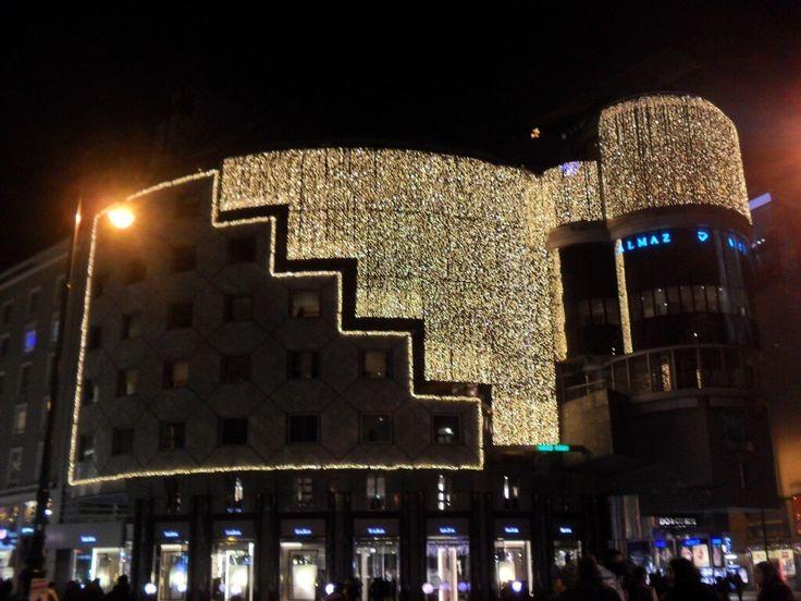 Величественная Вена в январе: ночлег, еда, интересные места_31