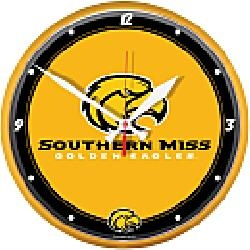 Wincraft Southern Mississippi Golden Eagles Round Clock