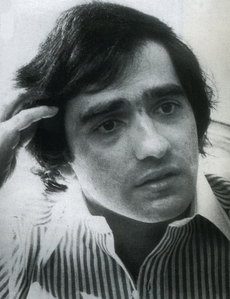 Martin Scorsese Young