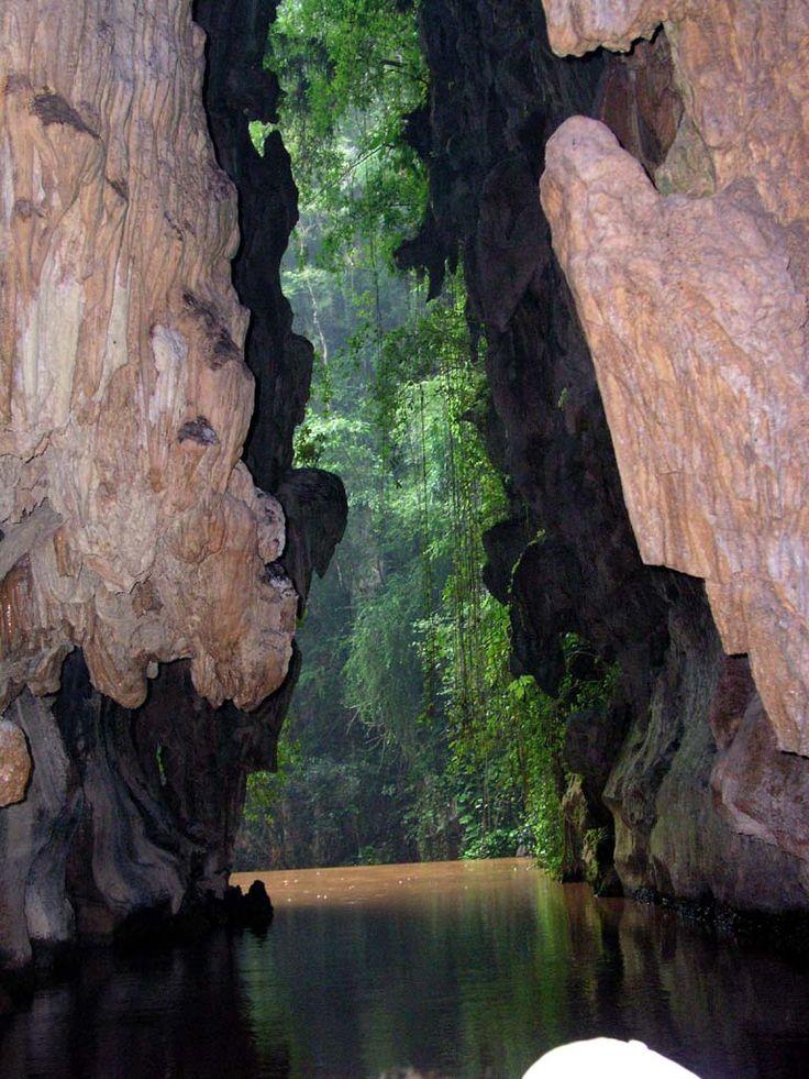 Cueva del Indio, near Viñales, Cuba.                                                                                                                                                                                 More