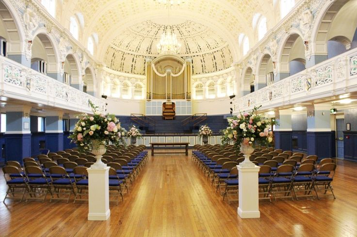 Oxford Town Hall is a beautiful Grade II* Victorian building located in the heart of Oxford.