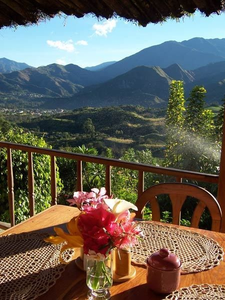 Izhcayluma (Vilcabamba, Ecuador)...one of the most relaxing places we've ever visited