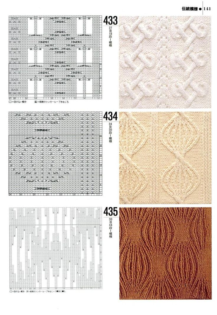 1000 knitting patterns