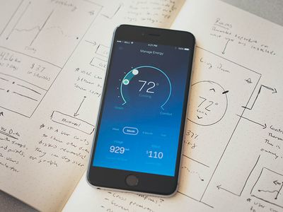 Exploring Smart Thermostat Controls by Sam Thibault for Handsome