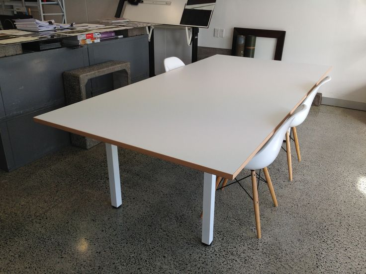 Meeting table for a local architects office.....cheers Scott@Jurado!