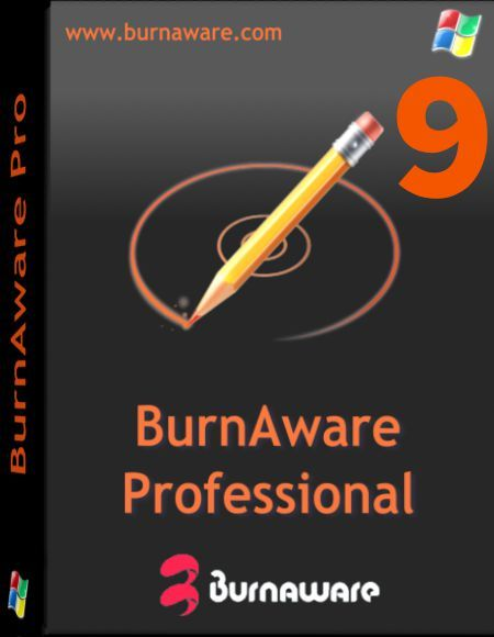 BurnAware Professional 9 Multilingual + Patch Free BurnAware Professional 9 Latest Release 2016 is a simple-to-use software to create and burn CDs, DVDs and Blu-ray discs. The application allows you to record almost all types of files – digital photos, documents, audio and video files, and even archived data stored in a ZIP or RAR. …