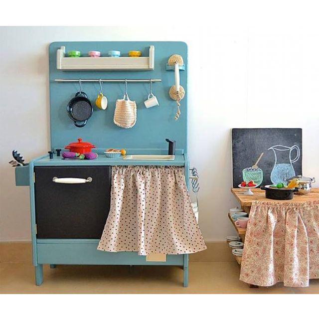 Cucine giocattolo by Macarena Bilbao