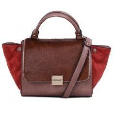 Μικρή τσάντα με ponyhair