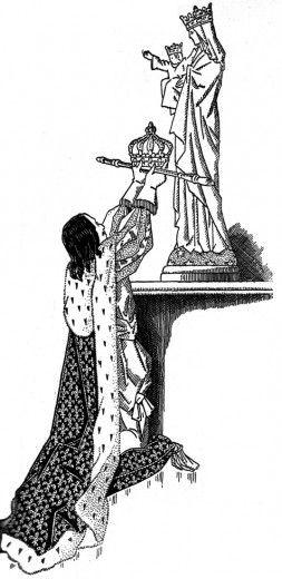 15 aout, l'Assomption, récit de la consécration de la France