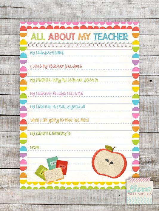 kindergarten teacher dissertation surveys