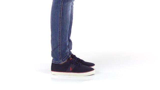 Cluden - Ανδρικά παπούτσια casual Polo Ralph Lauren από υφασμα - Gianna Kazakou Online