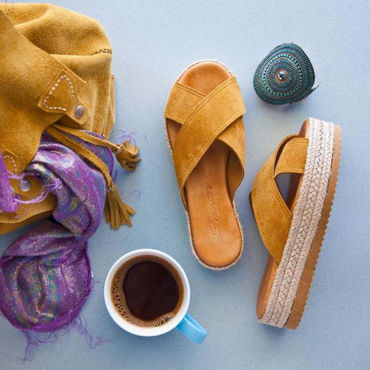 Glorious Mornings‬... #‎SanteWorld‬ SHOP ‪#‎SALE‬ in stores & online (SKU-92471): www.santeshoes.com