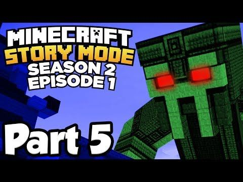 http://minecraftstream.com/minecraft-gameplay/minecraft-story-mode-season-2-episode-1-part-5-structure-blocks-colossus-full-gameplay/ - Minecraft: Story Mode Season 2 [Episode 1] Part 5 - STRUCTURE BLOCKS, COLOSSUS!!! (Full Gameplay) Minecraft Story Mode Season 2 with Waffle! Minecraft Story Mode continues the story of Jesse and friends with Season 2 Episode 1! ▶︎ Let's try to hit 150 LIKES! :^D Minecraft Story Mode continues with Season 2! Together with old pals