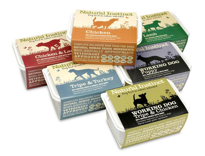 Natural Instinct Pet Food