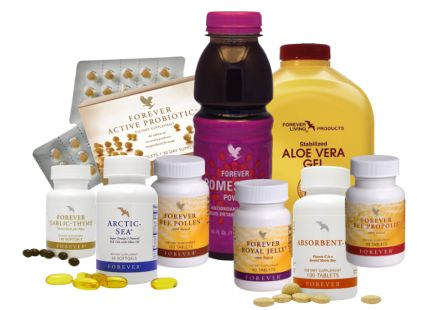 Build A Healthy Immune System With Forever Living To Get Through Winter !