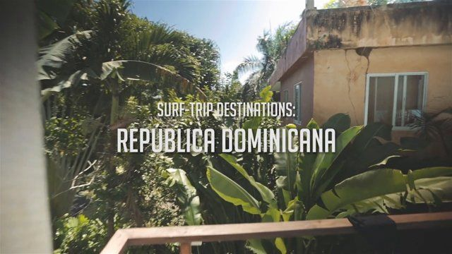 """ANOTHER SURF-TRIP.CZ destination - CABARETE / REPUBLICA DOMINICANA discovered for Czech and Slovak surfers by Otmar Oliva 3 year ago. Beautiful places, secret spots, cheap Caribbean rum and a lot of nice waves! You just have to respect locals and do take care about your local beach dogs.... http://www.surf-trip.cz/tripy/dominicana_2015/  Produced: Surf-trip.cz Co-Produced: WeAre Productions Film by: Michael Sroubek Locations: Cabarete (DOM) """"The heart"""" - NEEDTOBREATHE…"""
